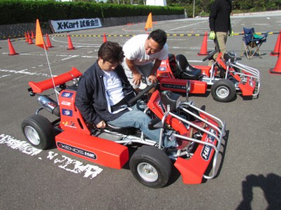 clicccar X-kart02